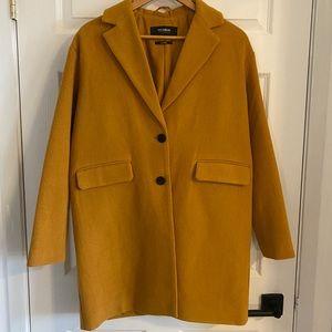 Pull & Bear Pea Coat